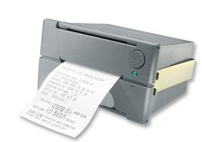 ABLE SYSTEMS AP1200 Thermal Printer, Panel Mount