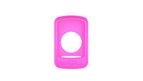 iGPSPORT Funda para Ciclo-computador iGS618 (Funda Oficial) - Fabricado en Silicona TPU, Protección Ante Polvo, Golpes y abrasión, Accesibilidad a Botones y conexión Micro USB, 2mm, Flexible (Rosa)