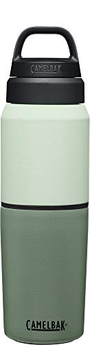 CAMELBAK Unisex– Erwachsene Multibev SST Vacuum Trinkflasche, Moss/Mint, 500 ml