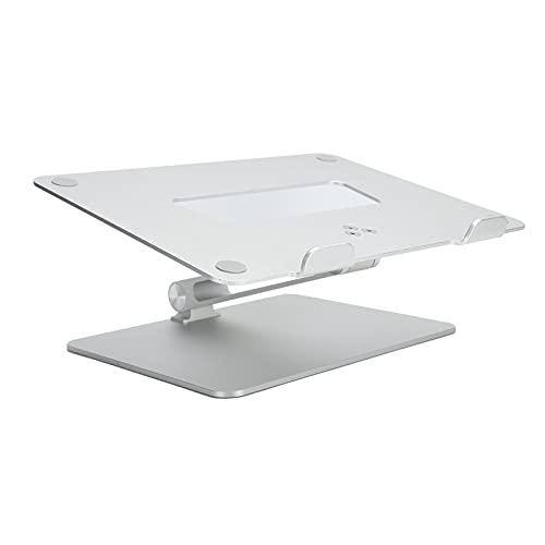 Soporte Vertical Para Portátil, Plegable, Diseño Simple, Diseño Hueco, Aleación De Aluminio, Soportes Portátiles Para Tabletas Para Oficina Para Estudiantes