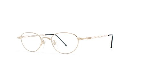 Jean Paul Gaultier 57 0006 1 Gold Authentic Men - Women Vintage Eyeglasses Frame