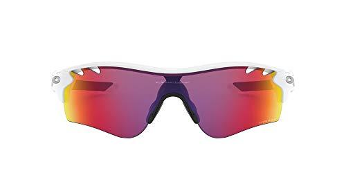 Oakley Prizm Road gafas de sol deportivo blanco OO9206-27 Radarlock pulido