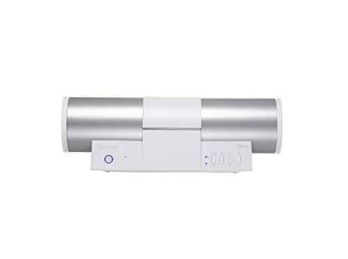 VECLOS SPW-500WP WH ワイヤレス・ポータブル真空エンクロージャースピーカー ヴェクロス