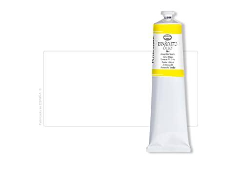 Lienzos Levante Óleo Españoleto, Tubo de 200 ml, 304 Amarillo limón