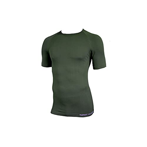 SUMMIT OUTDOOR Tee-Shirt Technical Line Manches Courtes Vert Od