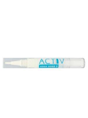 ACTIV Aqua Bond 3 - 5 ml Dreh-Stick für Dauerbefestigung von Toupets Perücken Haarteilen