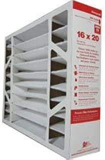 Rheem/Ruud Replacement Media Filter 54-25051-11 (16x20x5) by Honeywell(100-1003)