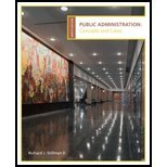 Public Administration - Concepts & Cases (9th, 10) by Stillman, Richard [Paperback (2009)] -  Wadsworth, Paperback(2009)
