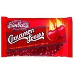 Gimbal's Cinnamon Lovers Heart Shaped Gourmet Jelly Beans Chewy Hearts, 9 oz