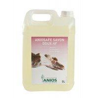 Aniosafe - Savon Doux - Haute Fréquence - Bidon de 5 Litres-Le bidon