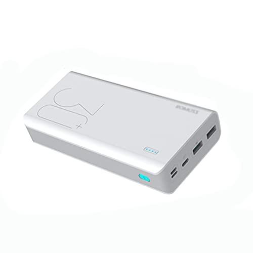 XYJNN Cargador Portátil, Uno De Los Bancos De Energía Más Grandes Y Livianos De 30000 MAh, Cargador De Teléfono con Tecnología De Carga De Alta Velocidad para iPhone, Samsung Y Más