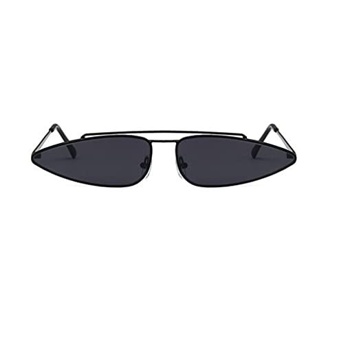 XWKKY Gafas De Sol Para Mujer Gafas De Sol De Gran Tamaño A La Moda Gafas Decorativas Para Mujer Sombras Cuadradas Sin Montura