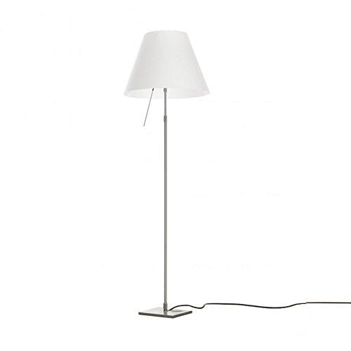 Luceplan Costanza Stehleuchte - weiß