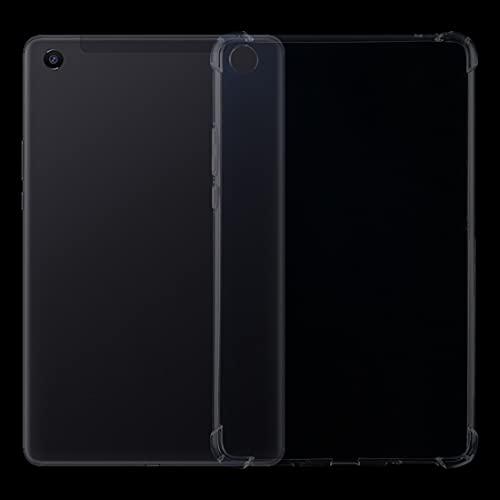 YEYOUCAI Per Xiaomi MiPad 4 Custodia Protettiva Trasparente Antiurto TPU