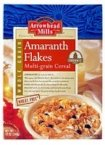 Arrowhead Mills Amaranth Flakes 12x 12 Cereal Max 49% OFF Cheap mail order sales Oz