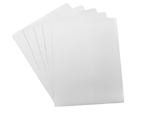 Dry Erase White Magnetic Sheet - 9