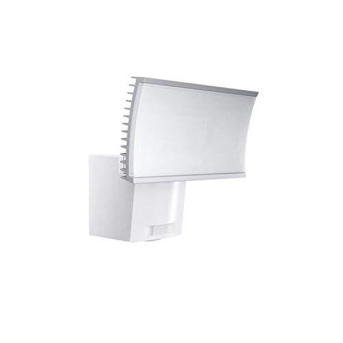 Osram LED Flutlichtstrahler, Noxlite, weiß, Bewegungsmelder, Dämmerungssensor, 40 Watt, Warmweiß- 3000K 4052899918009