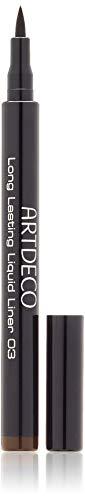 ARTDECO Long Lasting Liquid Liner, Eyeliner, Nr.03P, braun