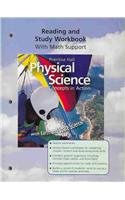 PRENTICE HALL HIGH SCHOOL PHYSICAL SCIENCE CONCEPTS IN ACTION READING   AND STUDY WORKBOOK 2006C