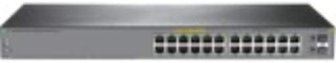 HP - HPE OfficeConnect 1920S 24G 2SFP PPoE+ 185W