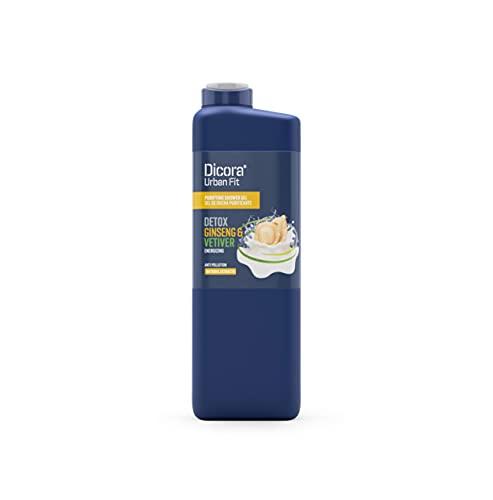 Dicora Uf Shower Gel Vetiver & Ginseng 1000Ml