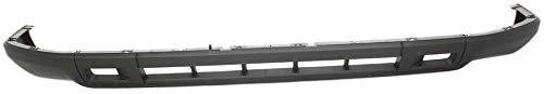 Evan-Fischer Lower Panel Valance for Ford Econoline Van 08-13 Front Textured...