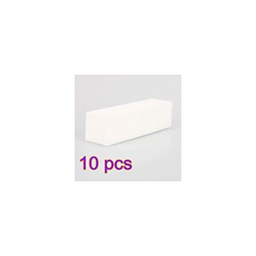 10 Pcs Nail Stamping Éponge Polonais Polonais Faux Ongles DIY Outil De Manucure