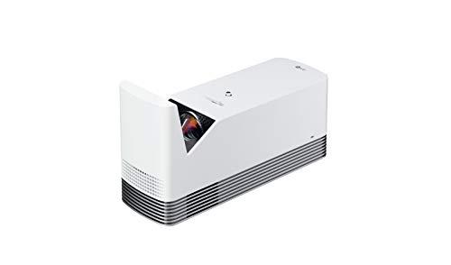 LG HF85JG FullHD Laser Projektor DLP 1920x1080 1500 Lumen 30dBA 20.000Std 16:9 150.000:1 HDMI BT Weiss