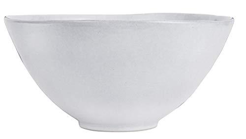 IB Laursen - Grey Dunes - Schale, Salatschüssel, Schüssel - Steingut - Maße (ØxH): 24 x 12 cm