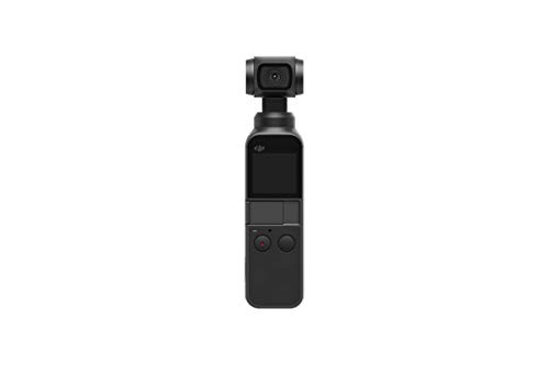 DJI社の自社製品キラー。超小型ジンバル「Osmo Pocket」
