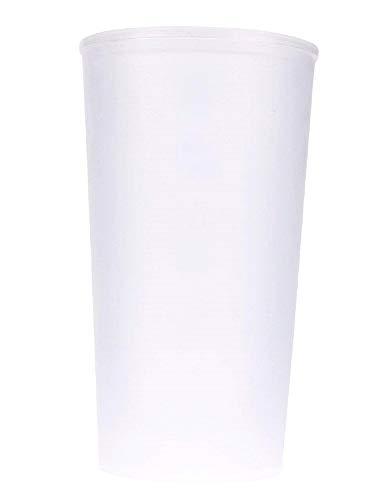 KIRALOVE Magiskt glas – mjölk som försvinner – vit – magiska tricks – originell presentidé