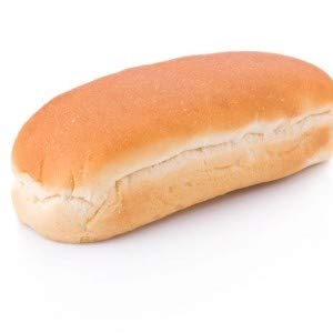 Gluten Free Dairy Free Hot Dog Buns 24-count (case of 24 hot dog buns)