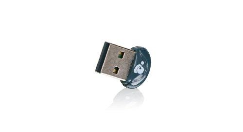 iogear GBU521W6 Adaptador y Tarjeta de Red Bluetooth 3 Mbit/s - Accesorio de Red (Inalámbrico, USB, Bluetooth, 3 Mbit/s, Azul)