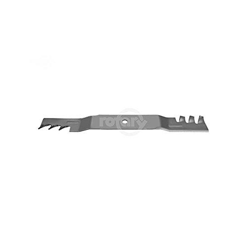 Rotary Set of 2 Mulching Blades Replaces Oregon 96-396, Toro 106-2247-03, 106-8744-03, 110-1857-03, 110-6568-03