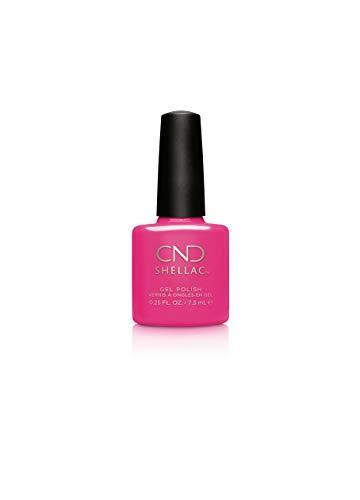 CND Shellac Hot Pop Pink, 7.3 ml