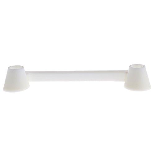 Sharplace 1 Stück Fernsteuerung RC Joystick Schutz Bracket Halterung Halter Klammer Abdeckung für DJI Mavic Pro & Spark - Weiß