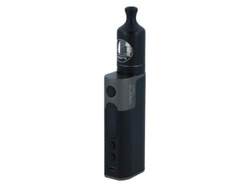 Aspire Zelos E-Zigaretten Set 50 Watt, schwarz