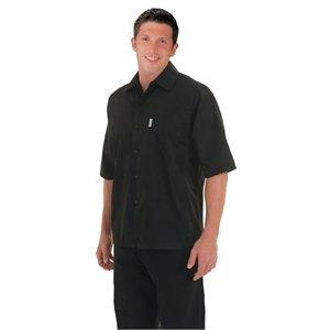 Respiradero casebomb Chef obras cocineros camisa negra MemoryCapital Chef casebomb Vent camiseta de manga corta con paneles. Talla M: Amazon.es: Bricolaje y herramientas