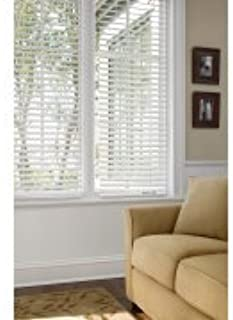 BH&G 2Inch Faux Wood Blinds 32