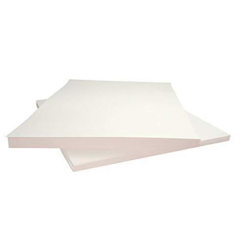 UKtrade Papel de sublimación de transferencia de calor, 30 hojas de 8.3 x 11.7 pulgadas para cualquier impresora de inyección de tinta con tinta de sublimación para camiseta tazas DIY