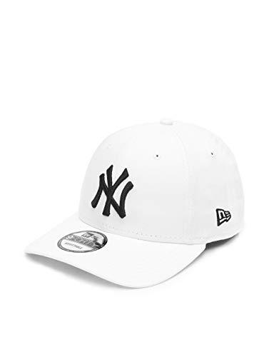 New Era Kappe Herren New York Yankees, Weiß/Schwarz, OSFA, 10531940