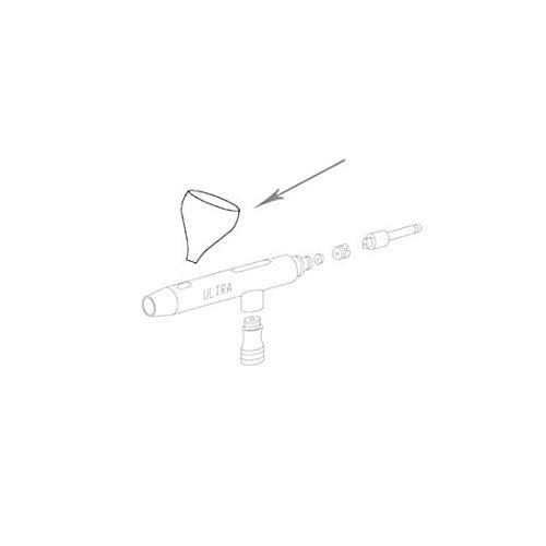 Harder & Steenbeck Steck Becher Ultra, Größe:5 ml Becher | Metall