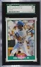 Ken Griffey Jr. Graded SGC 96 MINT 9 (Baseball Card) 1989 Score Rookie & Traded - Box Set [Base] #100T