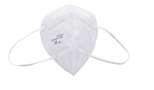 5x Kleine FFP2 Masken CE zertifiziert schneller Versand aus Deutschland weiß