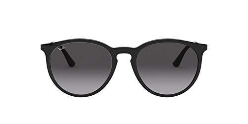 Ray-Ban MOD. 4274 Ray-Ban Sonnenbrille MOD. 4274 Oval Sonnenbrille 53, Schwarz