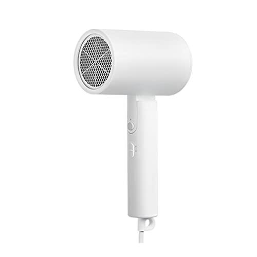 Secador de pelo portátil 1600 W para viajes plegable secador de pelo de iones de agua para el cuidado del cabello (color: A, tamaño: 1)