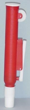 Karter Max 71% OFF Cheap mail order specialty store Scientific PIPETTE PUMP 25ml Red