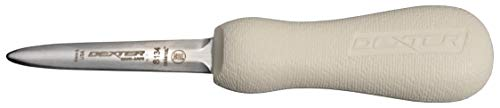 """Dexter-Russell (S134PCP) - 3"""" Boston-Style Oyster Knife - Sani-Safe Series"""