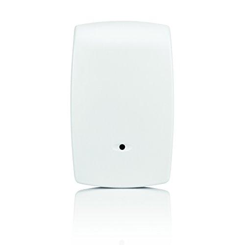 Honeywell, FG8MS, Sensor inalámbrico de Rotura de Cristales, Color Blanco