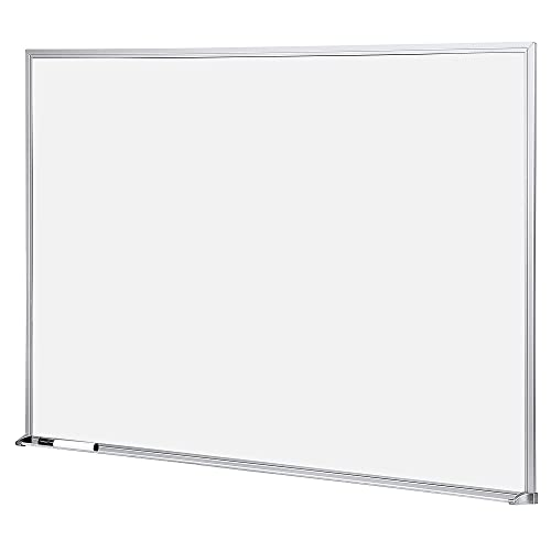 Amazon Basics Dry Erase White Board, 24 x 36-Inch Whiteboard - Silver Aluminum frame